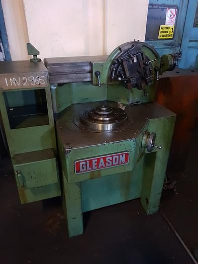 1980 Gleason No. 528 cutter inspection machine