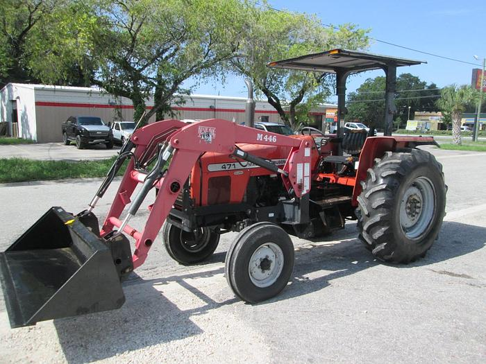 Used 2004 Massey Ferguson 471
