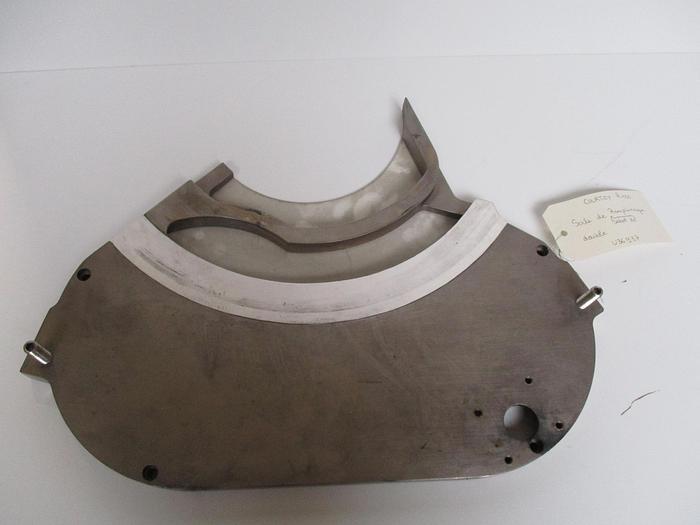 Used COURTOY R100 Socle de sabot de remplissagedouble
