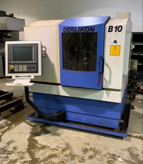2002 OERLIKON B10 CNC BLADE GRINDER