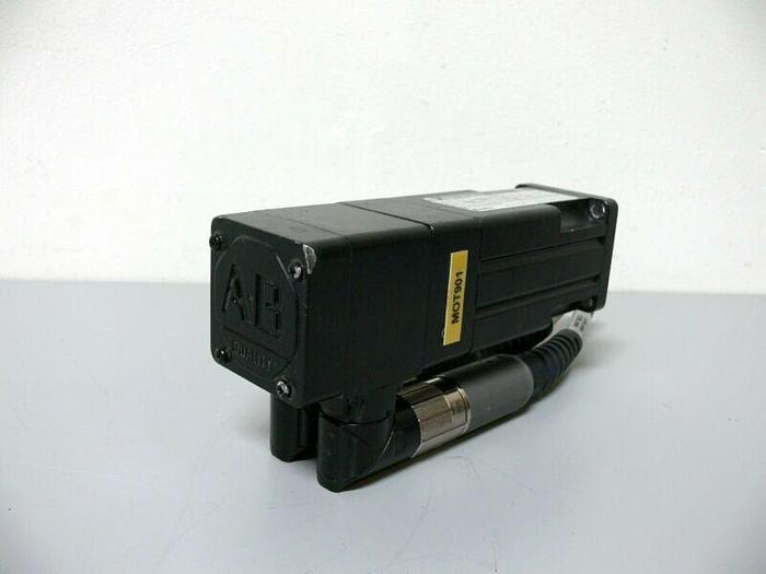 Used Allen Bradley MPL-B1530U-VJ74AA Kinetix Brushless AC Servo Motor 460V 7000 Rpm