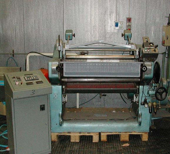Used La Meccanica 100
