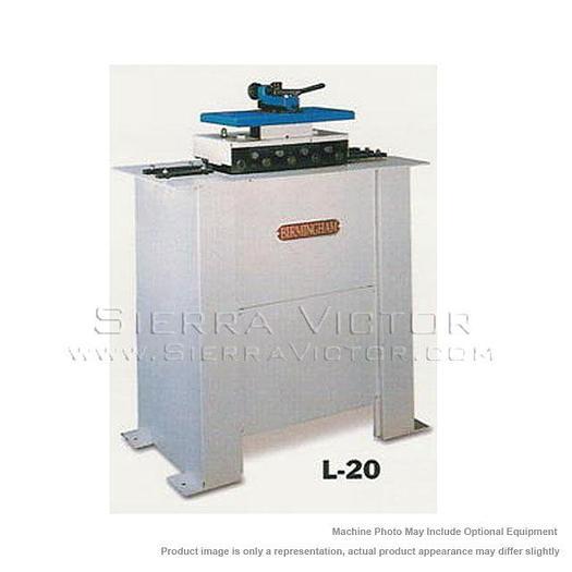 BIRMINGHAM Lock Forming Machine L-20