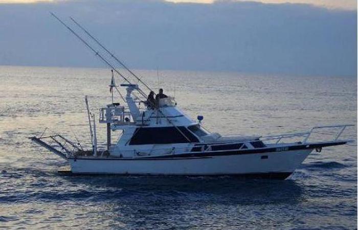 Usato Imbarcazione, marca STRIKER 43  model Fish - agibile a persone con mobilità ridotta