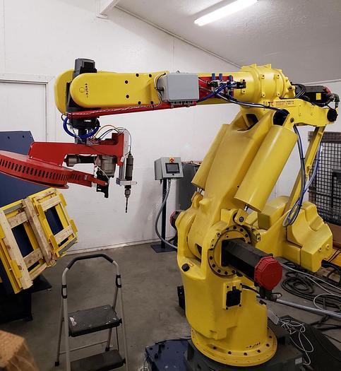 Used Fanuc S-4201 Robot