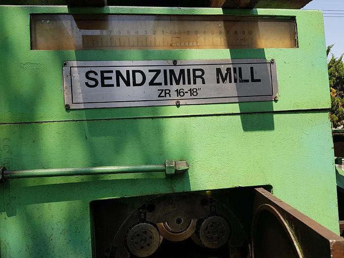 450 mm 12-Hi Sendzimir Rolling Mill: RM-443