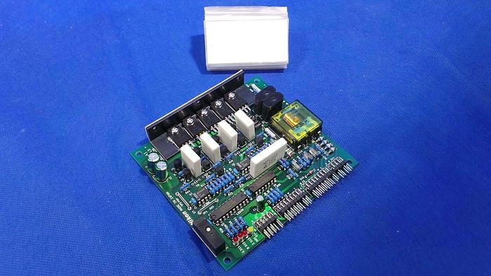 Used Nikon 4S003-028 Board, 4S003-028 / DCMD-L2 / NSR-S204B Step-and-Repeat /