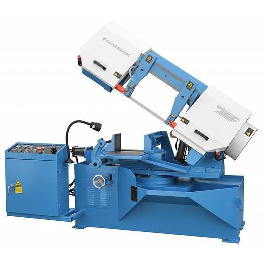 Cormak S-280R Semi Automatic Bandsaw