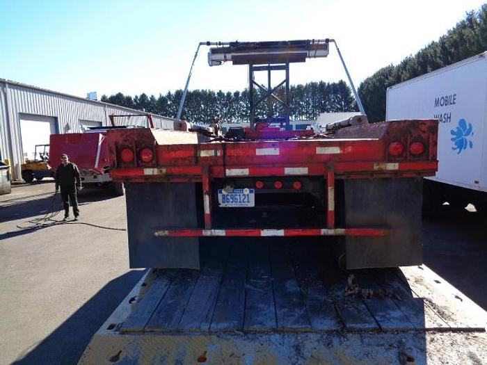 Bobko  Steel Lugger Flatbed- Stock #: 8630