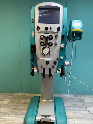 Gebraucht Gambro Prismaflex Dialysegerät SV 7.21 + Barkey Auto Control 3XPT  Unit