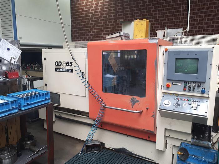 Gebraucht CNC Drehautomat mit Stangenlader