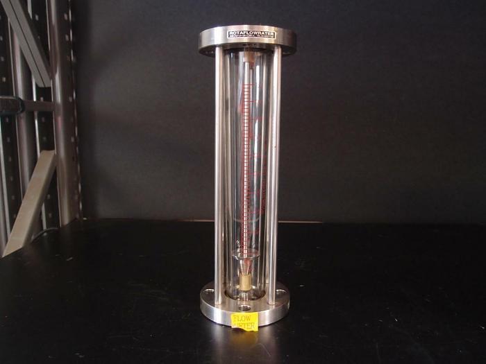 Used RotaFlowRater Area Flowmeter Rota Flow Rater (1885)