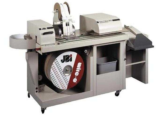 JBI Wire-O Bind 3500 Semi-Automatic Binding System