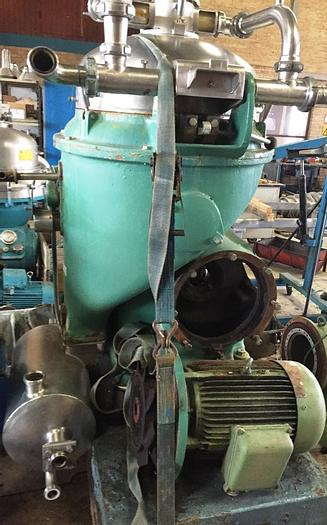 Used Alfa-Laval PX309-34S - clarifier