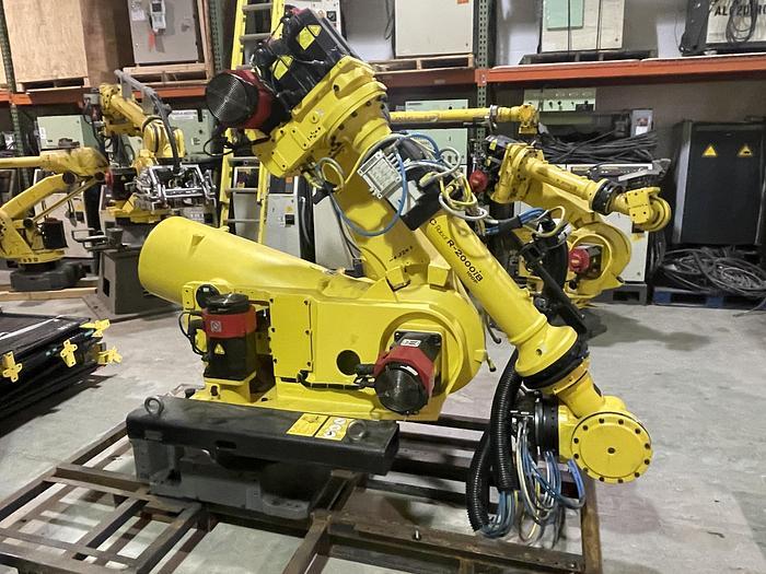 Used 2012 FANUC FANUC R2000IB/100P