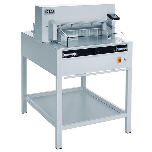 IDEAL 5255 Programmable Guillotine - Lowest Price