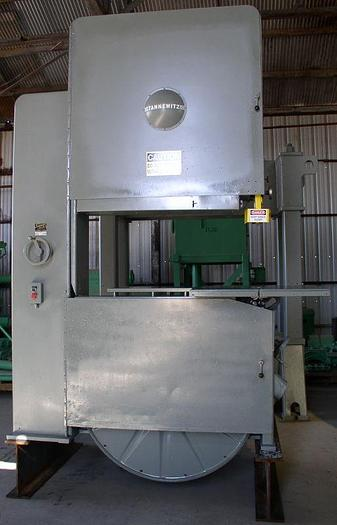"Used 52"" Tannewitz Model S1NE Vertical Band Saw"