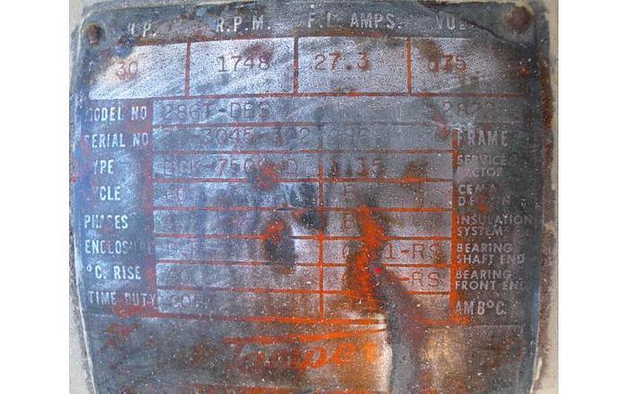 "USED GRANULATOR, 30 H.P., 15"" X 18"", MILL"