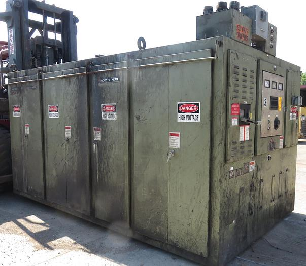INDUCTOTHERM VIP POWER MELT 1750 KW FURNACE