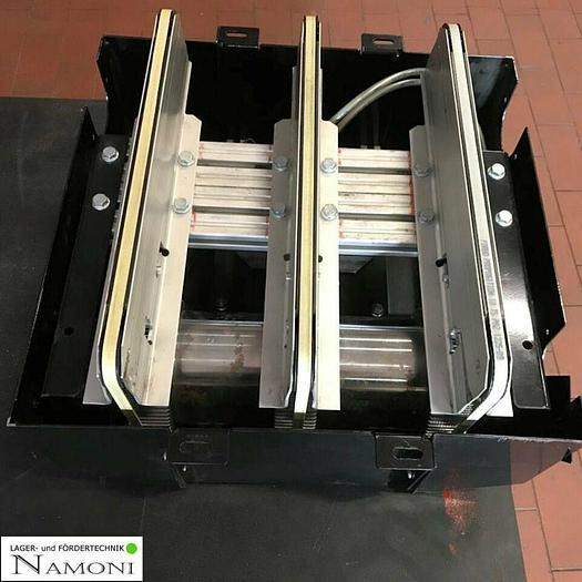 Gebraucht INTERROLL Einschleuser Ausschleuser Hubumsetzer RM8731 5710-460-3-300-120/120-0,4-5