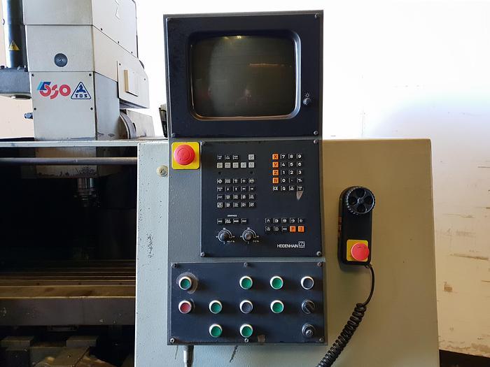 1995 Tos F2V CNC E