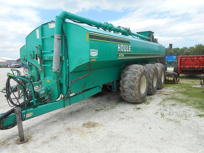 Used HOULE EL48-6D6100 Manure Tanker