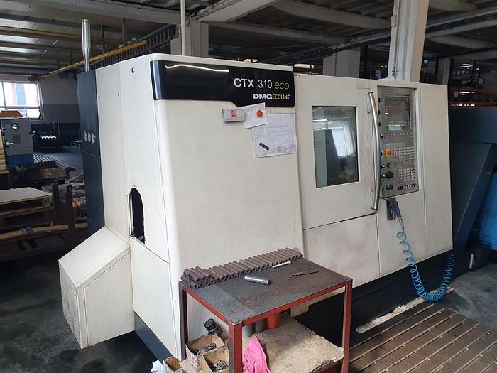 Używane Tokarka GILDEMEISTER CTX 310 ECO