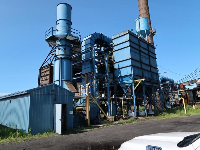 Used Environmental Services Baghouse: MC-448
