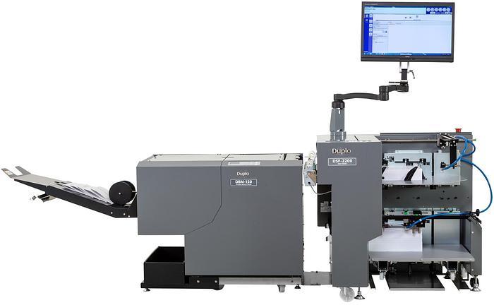 Duplo 150 Digital Booklet System