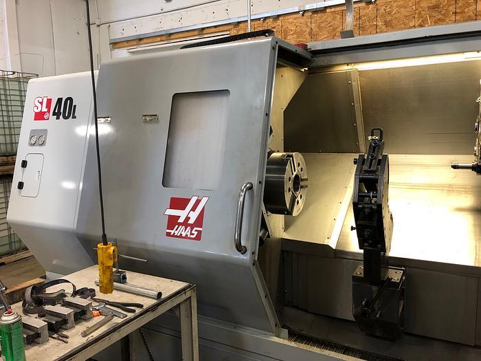 2012 Haas SL-40L