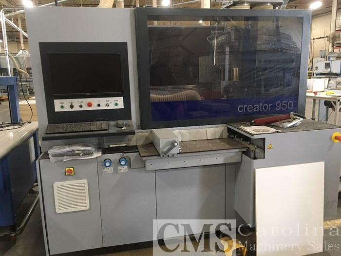 Used 2018 Felder Creator 950 CNC Machining Center