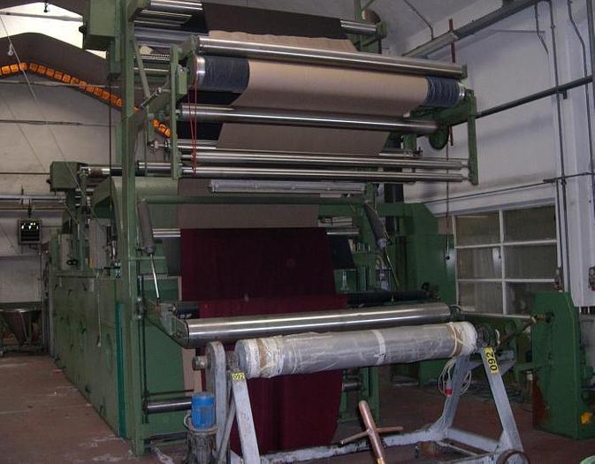 Used TUMBLER 1996 COMINTEX 2M
