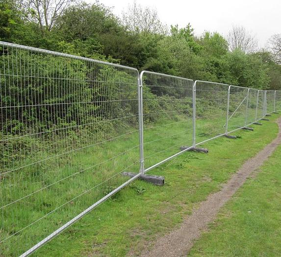 Used Site Fencing