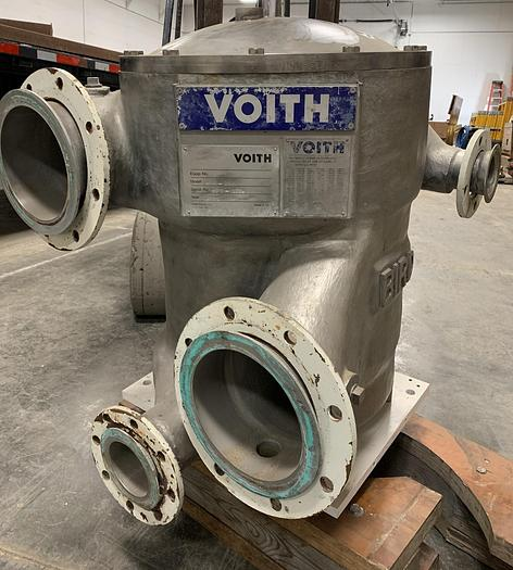 Used VOITH    MDL 200 S/S PRESSURE SCREEN  2001