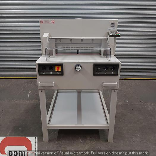 Used Ideal 4810-95 Guillotine