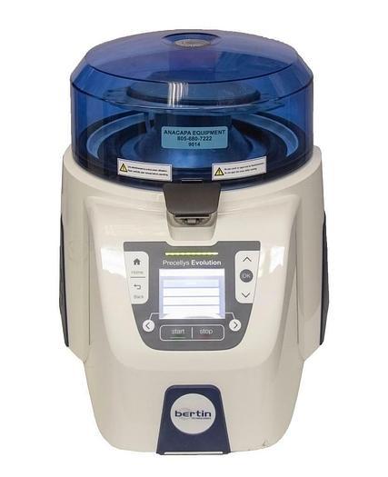Used Bertin Technologies 02520-300-RD000 Precellys Evolution Homogenizer USED (9014)R