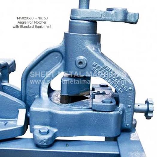 ROPER WHITNEY Angle Iron Notcher NO. 50