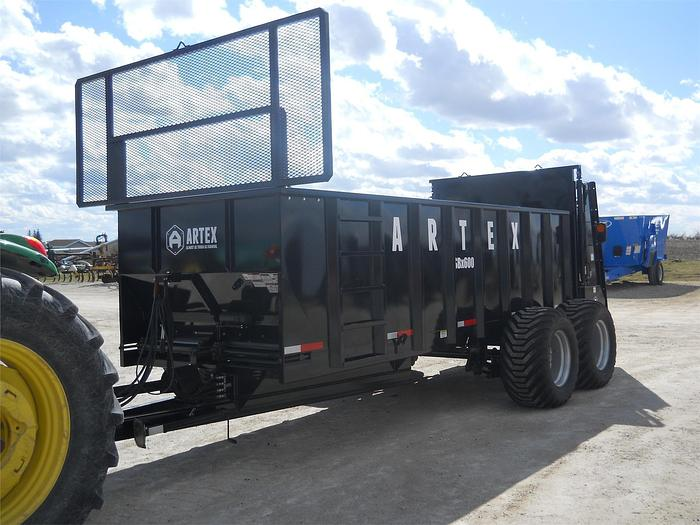 ARTEX SBX600 Manure Spreader