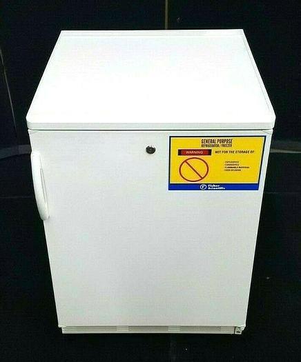 Used Fisher Scientific Undercounter Laboratory Refrigerator 97-920-1 PRISTINE!