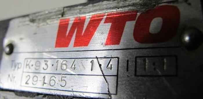 WTO INDEX angetr. WZ VDI 30 K93-164-1-4