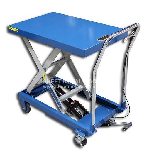Baileigh Industrial Hydraulic Lift Cart B-Cart