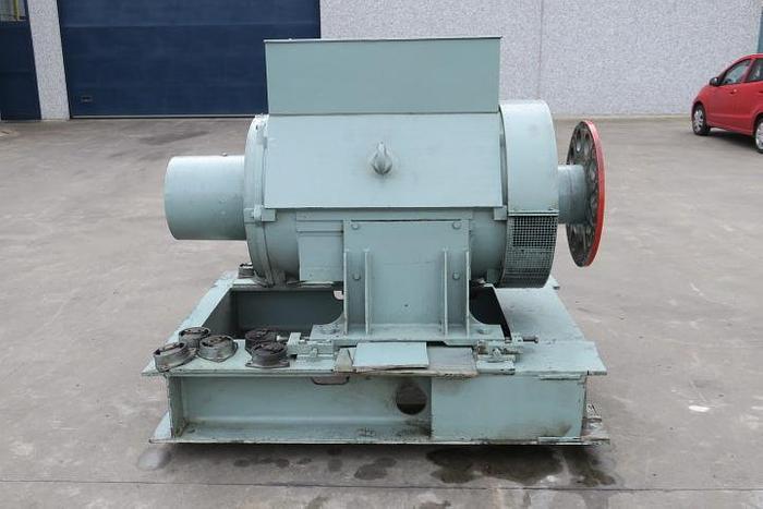 1981 Unelec KVA: 1000