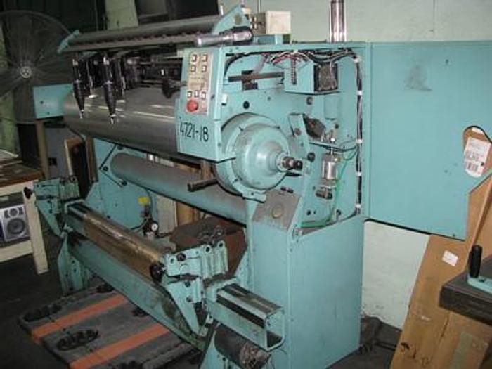 "Used Mosstype Mounter Proofer, 59"" Face Cylinder, Model# 18-3814 stock # 4721-018"