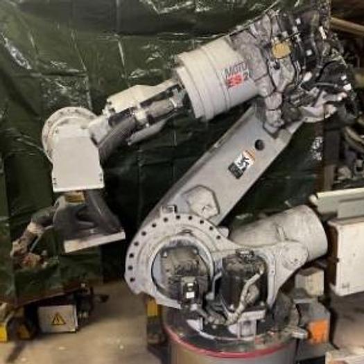 "Used YASKAWA MOTOMAN ES200 ""EXPERT SPOT"" 6 AXIS CNC ROBOT WITH NX100 CONTROLLER"