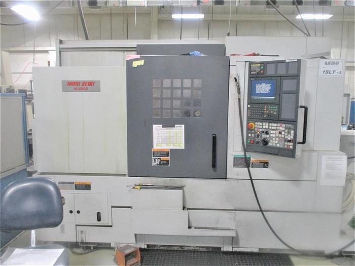 Used 2007 Mori Seiki NL2500Y/700