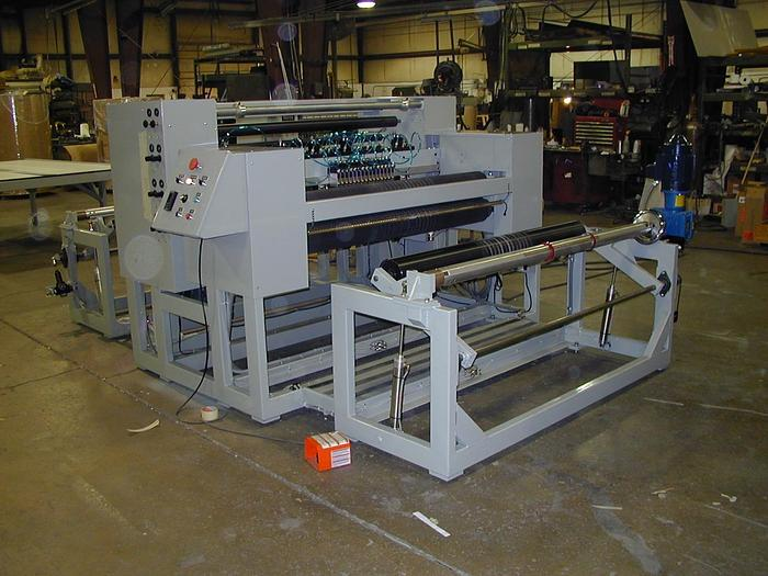 """Used 60"""" CONTECH LAMINATOR COMPLETE"""