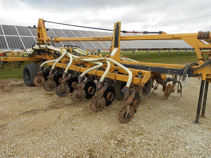 Used BAZOOKA FARMSTAR T183045CT-HD Manure Injection System