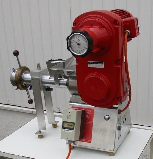 Used W 14665 D - Laboratory Extruder WYSSTEC PHARMEX 35 T