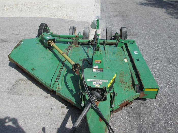 John Deere CX15 10' Single Batwing Mower