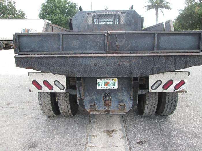2002 International 4300 Single Axle Dump Truck